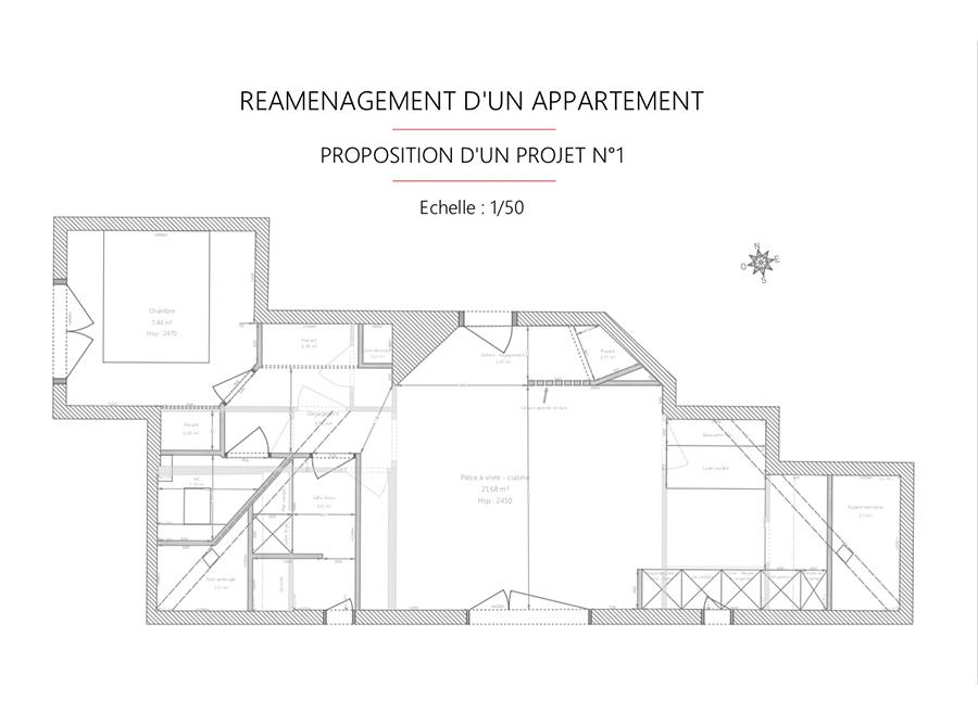 Exemple de plan d'aménagement